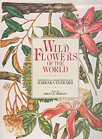 Wild Flowers Of The World Paintings Everard