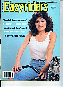 Easyriders magazine - June 1985 (Image1)