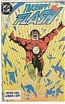 Click here to enlarge image and see more about item 0096: Flash -Takeoff.  DC comics   March 1989 #24