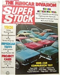 Click to view larger image of Super Stock and Drag Illustrated - July 1973 (Image1)