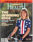 Click here to enlarge image and see more about item 031104AZ: 1988 American HEALTH Magazine Fitness