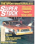 Super Stock and Drag Illustrated - SEPT 1974