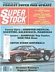 Super Stock and Drag Illustrated - NOV 1976
