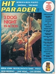 Click to view larger image of 1971 HIT PARADER Music Magazine Elton John ++ (Image1)