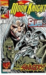 Click here to enlarge image and see more about item 0609: Moon Knight - Marvel comics - # 51 June 1993