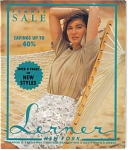 Click here to enlarge image and see more about item 072004RX: 1991 LERNER NEW YORK Fashion Catalog Summer