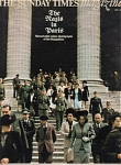 1974 UK Magazine NAZI'S in PARIS - SPODE Hist