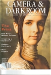 1992 Camera and Darkroom Magazine Bob KORN