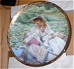 Click here to enlarge image and see more about item 091803E: RECO~REFLECTION OF LOVE~Sandra Kuck~MIB~1990