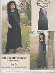 JUMPER OR DRESS~HILL COUNTRY PATTERN~SZ 6-24