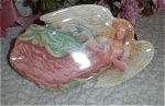 Click here to enlarge image and see more about item 111404Q: Angel Plate