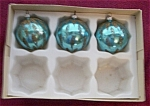W Germany SPOT Lite Handblown Ornaments VTG
