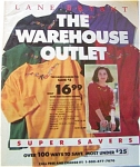 Click here to enlarge image and see more about item 111903HBF: LANE BRYANT 1980's Women's Fashion Catalog