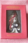Click here to enlarge image and see more about item 11603SBO: Dept 56 Hudsons SANTABEAR MIB Ornament Wizard