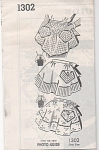 Click to view larger image of VINTAGE~MAIL ORDER~APRON PATTERN~40'S~OOP (Image1)