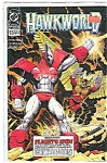 Click here to enlarge image and see more about item 1831: Hawkworld - DC comics - # 27  Oct. 1992