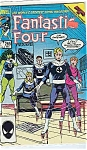 Click here to enlarge image and see more about item 1985: Fantastic Four - Marvel comics - # 285 Dec. 1985