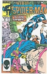 Click here to enlarge image and see more about item 2304: Spiderman - Marvel comics-# 34 Jan. 1988