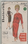 BUTTERICK~SZ 14 ~Misses~2363