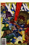 Click here to enlarge image and see more about item 23: X-Men Marvel Comics #23 1993