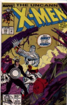 Click here to enlarge image and see more about item 248: X-Men Marvel Comics #248 Jim Lee Arton Storm