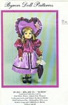 Click here to enlarge image and see more about item 265: ALTHEA BRU JNE 13 DOLL DRESS PATTERN