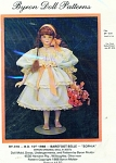 Click here to enlarge image and see more about item 310: BYRON 310 BAREFOOT BELLE OUTFIT 24 IN DOLL