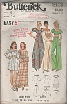BUTTERICK~SZ 12 ~MISSES~ 3113