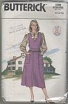 VINTAGE~3398~Misses Jumper~Blouse~OOP