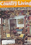 Click here to enlarge image and see more about item 3497: Country Living - September 1987