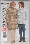Butterick Pattern ~3695~Jacket Size 14-16-18