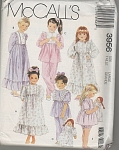 McCall's~Large~Children~3956~UNCUT