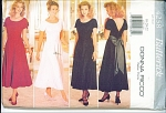 Click here to enlarge image and see more about item 4258: Butterick Pattern 4258  DONNA RICCO