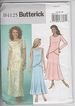 BUTTERICK~B 4283~Size 14-16-18-20~ FORMAL DRE