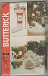 Click here to enlarge image and see more about item 4524: BUTTERICK~ONE size~Christmas package~