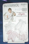 Click here to enlarge image and see more about item 5001: VINTAGE~BABYS LAYETTE~NEWBORN SIZE