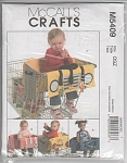 Click here to enlarge image and see more about item 5409: CUTE~BABIES SHOPPING CART LINERS~2 SIZES~NEW