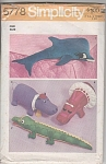 Click to view larger image of VINTAGE 1973~STUFFED ANIMALS~OOP (Image1)