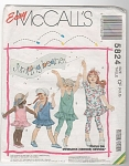 JUMPING BEANS~GIRLS PLAYWEAR~SERGER SEW