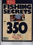 Click here to enlarge image and see more about item 6291: Fishing Secrets - 1984 edition