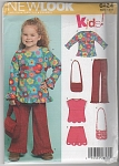 Click to view larger image of NEW LOOK~KIDS~OUTFIT~SZ 3-8~UNCUT~NEW (Image1)