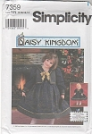 Click to view larger image of SIMPLICITY~DAISY KINGDOM~7359~SZ 8-14~OOP (Image1)