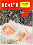 Click here to enlarge image and see more about item 7738a: Life and Health magazine - December 1953