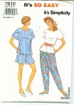Click here to enlarge image and see more about item 7810: PATTERN 7810