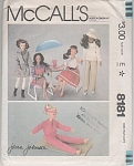 Click here to enlarge image and see more about item 8181: VINTAGE~1982~BARBIE~KEN WARDROBE~UNCUT~OOP