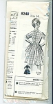 VINTAGE MARIAN MARTIN DRESS PATTERN~SZ14