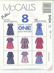 8 GREAT LOOKS IN 1 PATTERN SZ CD~2,3,4