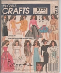 Click here to enlarge image and see more about item 8727: BROOKE SHIELDS~11PC WARDROBE~8727~OOP