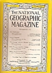 National Geographic magazine - November 1951