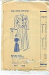 VINTAGE MARIAN MARTIN DRESS PATTERN~SZ 34